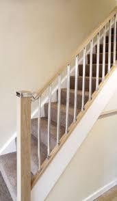 Richard Burbidge Banisters Staircase Ideas And Photos Fusion Acrylic Balustrade Panels