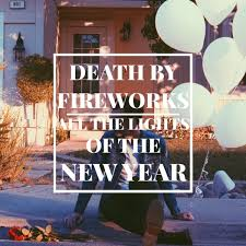 What Are The Lyrics To Blinded By The Light All The Lights Of The New Year Death By Fireworks