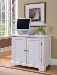 home styles naples compact computer cabinet 5530 19
