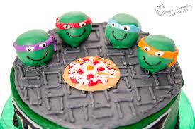 tmnt cake mutant turtle cake tmnt