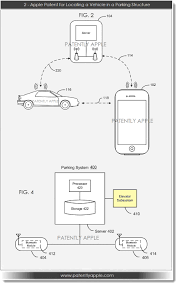 apple reveals an advanced indoor mobile location application for apple patent filing for locating a vehicle in a parking structure