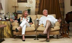 Home Design Tv Shows Uk Gogglebox U0027s U0027posh Couple U0027 Are Set To Host Romping Tv Show