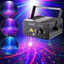 suny 5 len rgb laser light gobo led lighting z80rgrb