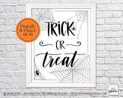 halloween printable etsy
