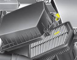 hyundai elantra air filter hyundai elantra air cleaner maintenance hyundai elantra md