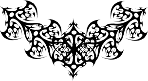 tribal tattoos with roses designs gothic designs home design
