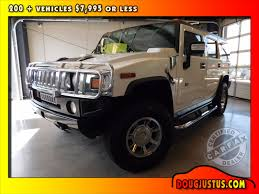 2005 hummer h2 suv city tn doug justus auto center inc