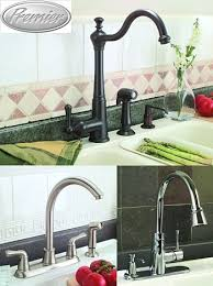 premier kitchen faucets premier kitchen faucet collections mobile home advantage
