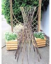 Willow Trellis Surprise 52 Off Master Garden Products Willow Round Teepee