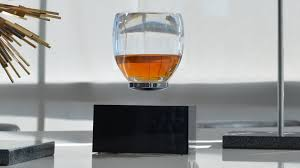 Levitating Bulb by A Unique Levitating Cup That Literally Raises One U0027s Spirits And