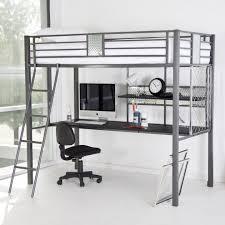 best full size metal loft bed full size metal loft bed with desk