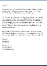 resume cover letter format for freshers