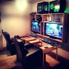 Gaming Room Decor Gaming Room Design Best Room Ideas On Ideas Media Room Decor