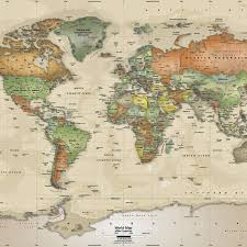 Canvas Map Of The World by Page 272 Of 578 Map Of The World Free Download Showing