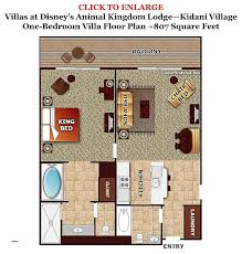 disney bay lake tower floor plan lake tower studio floor plan awesome sleeping space options and