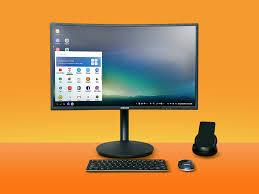 si e samsung samsung dex station il galaxy s8 si trasforma in un pc desktop con