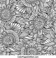 paisley coloring pages free google glass design images