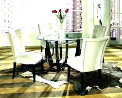 high top dining table for 4 high breakfast table set daisy round glass top counter height dining