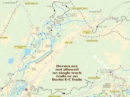 Map Vermont Kingdom Trails Association