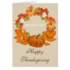 thanksgiving card customizable thanksgiving greeting cards