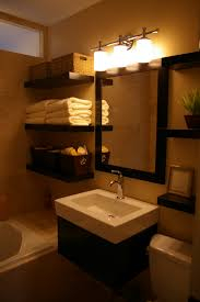 Shelving Ideas For Small Bathrooms by Bathroom Wall Shelves Ideas Shenra Com