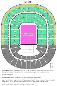 Frontier Seat Map Muse 2017 Australia U0026 Tickets Concert Dates Pre Sale U0026 Tour