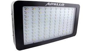 apollo power and light photos apollo horticulture gl100led full spectrum 300w led grow