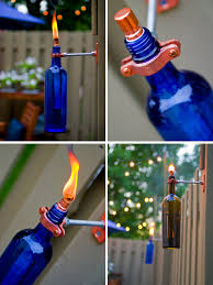 Wine Bottles With Lights 40 Spine Tingling Upcycled Wine Bottle Craft Ideas U2022 Cool Crafts