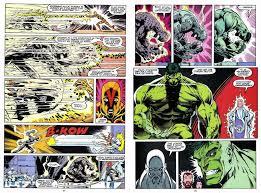 marvel hulk broken bone science fiction