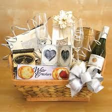wedding gift basket decorating ideas freshness wedding basket