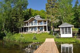 Cottages For Rent On Lake Simcoe by Luxury Cottage For Rent On Peninsula Lake Muskoka Near Huntsville
