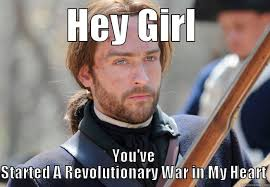 Revolutionary War Memes - hey girl ichabod crane quickmeme