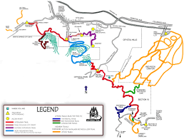 Colorado Springs Trail Map by Trail Workdays