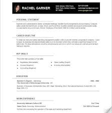 attractive resume template attractive resume formats best resume formats and examples 30