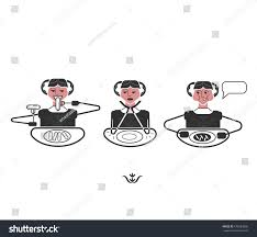 Elbows On The Table Rules Kids Kids Manners Good Bad Stock Vector 670583860 Shutterstock