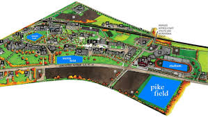 University Of Pennsylvania Campus Map by Intramurals
