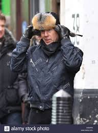 bruce willis filming scenes for the new movie u0027red 2 u0027 off hatton