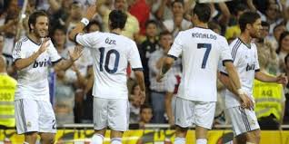 Real Madrid Juara Piala Super Spanyol 2012