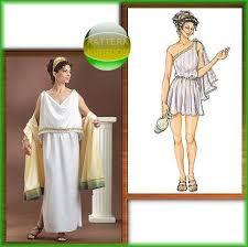 Mythical Goddess Girls Costume Girls Costume Butterick 4572 Athena Greek Roman Goddess Toga Patterns Sca