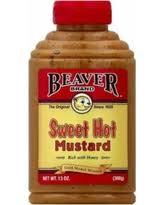 inglehoffer sweet hot mustard new savings on inglehoffer sweet hot mustard 4 oz pack of 12