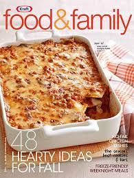 Kraft Food  Family Magazine  MagazineStore