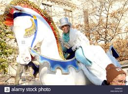 johnny weir at macy s 85th annual thanksgiving day parade new