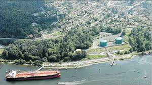 Seeking Vancouver Vancouver Burnaby Mayors Decry Kinder Pipeline Expansion