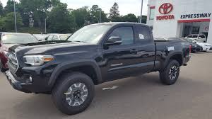 lexus seats in a tacoma new 2017 toyota tacoma trd off road extended cab pickup in boston