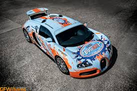 custom bugatti bugatti veyron turned into an art car ultimate car blog