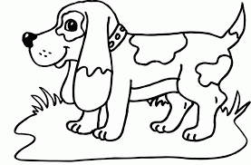 dog house coloring pages dog pictures to print coloring home