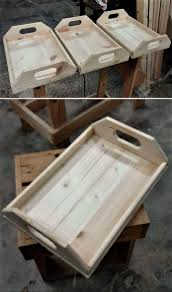 Aff Wood Know More How To Build A Kids Octagon Picnic Table by Best 25 Wooden Serving Trays Ideas On Pinterest Serving Tray
