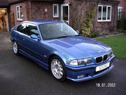 bmw e36 m3 estoril blue e36 m3 evo coupe estoril blue bmw car gb flickr