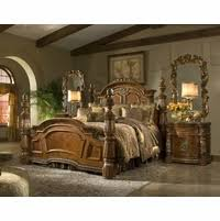 4 Poster Bedroom Set Queen Bedroom Furniture Sets King Bedroom Furniture Sets