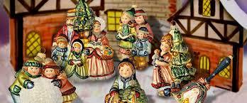 decoration ornaments krebs glas lauscha